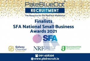 SFA Awards Finalists Pale Blue Dot Recruitment